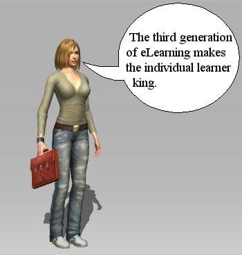 Tre generationer digitala läromedel