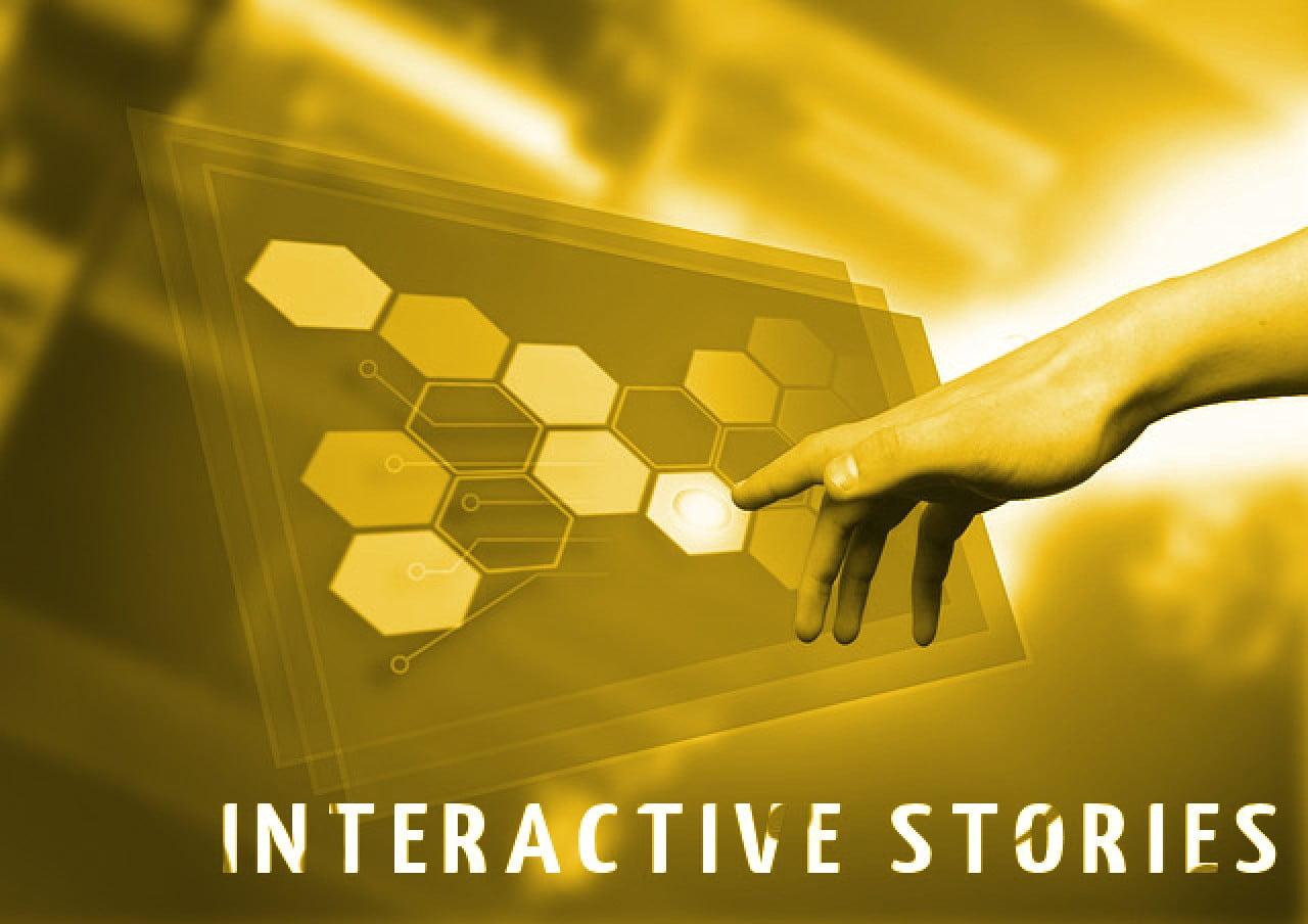 Interaktiv innehållsmarknadsföring för ett nytt decennium