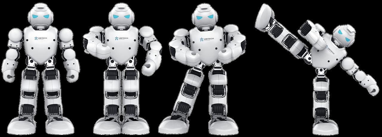 Teamarbete med en robot – Effekten av att erkänna misstag