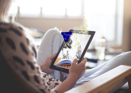 Omvandla den platta e-boken till en uppslukande upplevelse