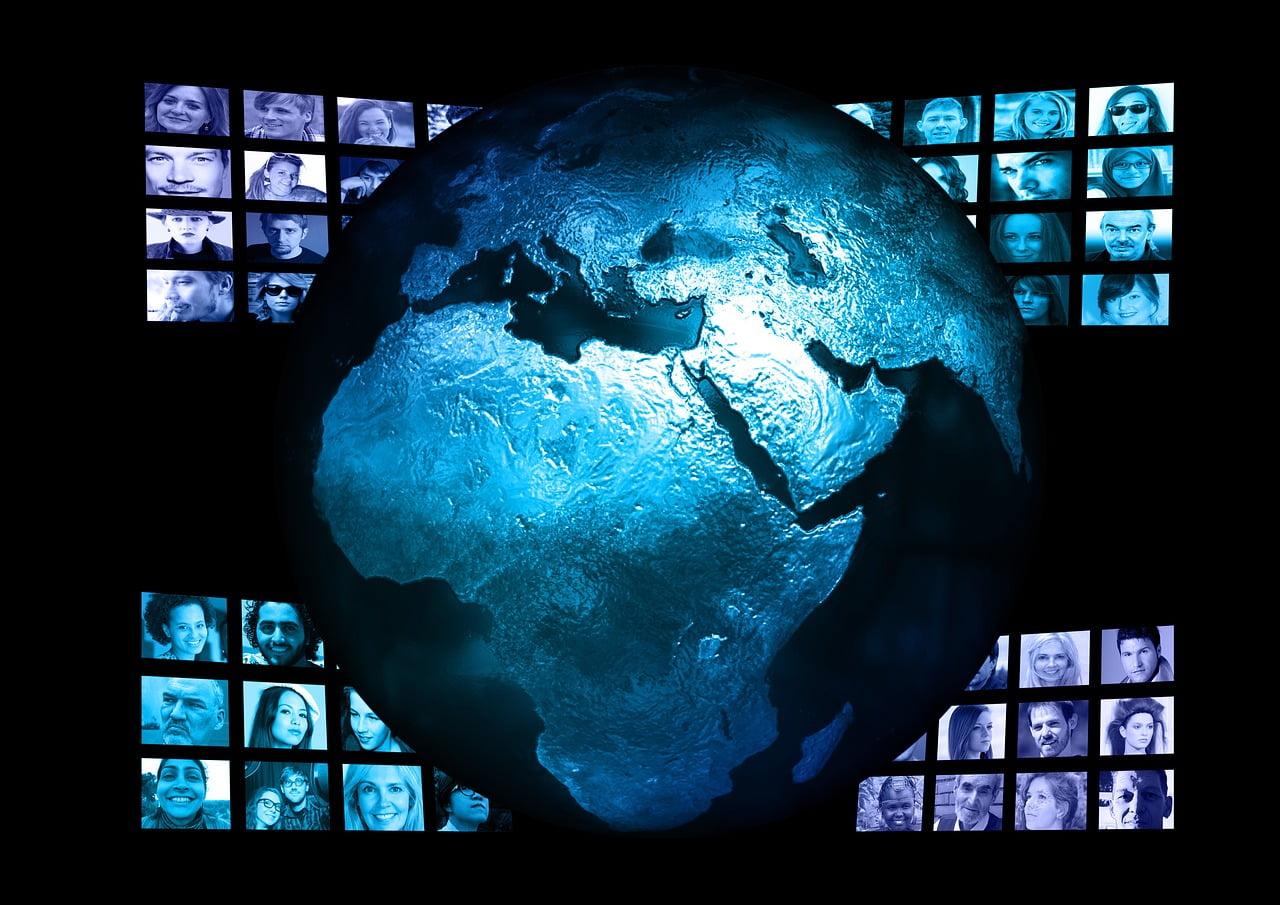 Interaktion för mänskligt lärande: Offline- och online