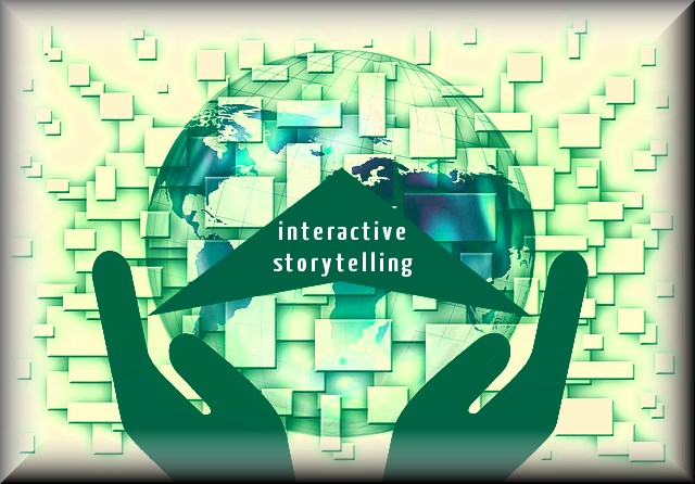 E as in Experience - Interactive Books with Integrated Storytelling