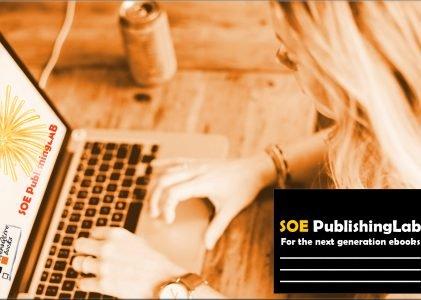 SOE PublishingLab för interaktiva böcker