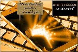 Storyteller On Demand – Vi gör Din Bok INTERAKTIV